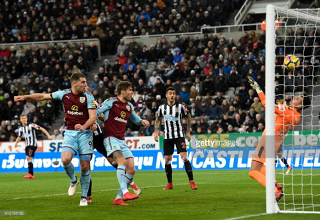 Newcastle United 1-1 Burnley: Kenedy stars on debut but a late own goal prevents the hosts from taking all three points