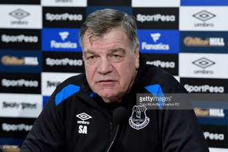 Sam Allardyce looking for more consistency going forward after Everton's win over Leicester City