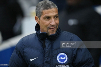 Chris Hughton discusses variety of matters ahead of clash at Stoke City