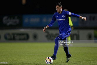 Ramiro Funes Mori returns to action for Everton Under-23s after 10 months out injured