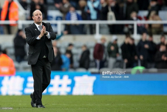 Rafael Benítez insists that United victory will give Newcastle confidence for the remainder of the season