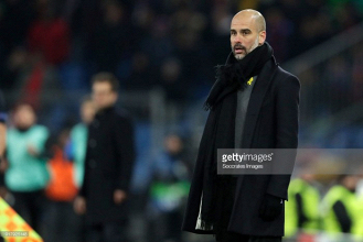 Pep Guardiola hails 'amazing' Manchester City result in Basel battering