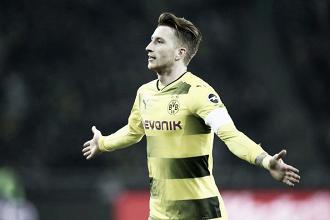 Golaço de Reus garante vitória do Dortmund sobre Gladbach no clássico dos Borussias