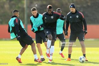 Key Manchester United quartet set to return in Sevilla trip