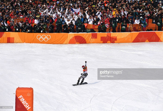 PyeongChang 2018 day 15 round-up: Ester Ledecká adds snowboard gold to complete historic double