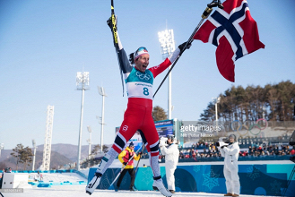 PyeongChang 2018 day 16 round-up: Norway top medal table following another Bjørgen gold
