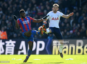 Tottenham Hotspur player ratings from 1-0 victory at Crystal Palace