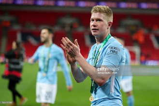 Kevin de Bruyne insists that Manchester City have huge potential following Carabao Cup conquest
