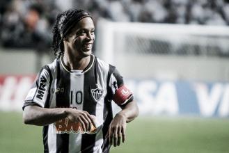 Ronaldinho Gaúcho relembra golaço marcado pelo Atlético-MG em 2013