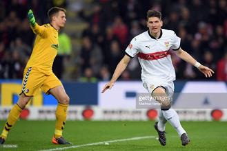 SC Freiburg 1-2 VfB Stuttgart: MarioGómez marks Germany recall with brace