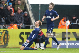 Player ratings as Tottenham secure their place in FA Cup last four