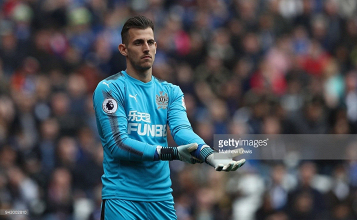Newcastle United confirm permanent Martin Dubravka signing