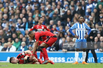 David Wagner: Extent of Hogg injury in Brighton draw 'uncertain'