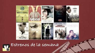 Estrenos de cine: 10 de marzo