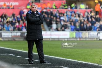 Sam Allardyce says he is not considering his Everton future following survey debacle
