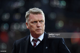 David Moyes to control West Ham's transfers following backroom shakeup