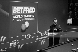 Shaun Murphy defeated in the early rounds of the World Championship for third successive season