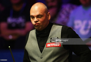 Brecel and Bingham out but Ding safely through in World Championship opening round