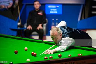 John Higgins to meet Mark Williams in his seventh World Championship final