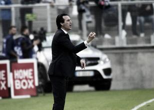 """Às vésperas de decisão, Unai Emery lamenta empate do PSG: """"Poderíamos ter feito melhor"""""""