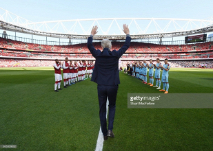 Arsenal 5-0 Burnley: Efficient Gunners send Wenger off in style