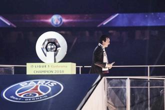 """Apesar de revés, Unai Emery enfatiza celebração do título francês: """"Momento particular"""""""