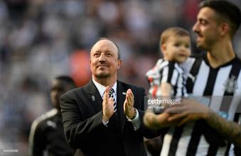 Newcastle United manager Rafael Benitez says talks regarding his future are ongoing