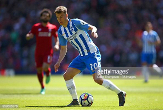Solly March signs new Brighton deal until 2022