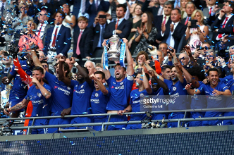 Chelsea 1-0 Manchester United: Hazard punishes wasteful Red Devils to hand Blues eighth FA Cup crown