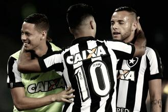 Botafogo começa melhor, explora velocidade e vence Grêmio em duelo dos reservas