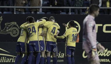 Cádiz CF - Granada CF: puntuaciones del Cádiz en la jornada 20 de LaLiga 1|2|3