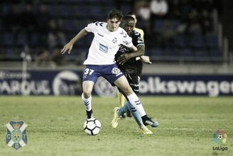 Álex Mula, el jugador que necesitaba el Tenerife