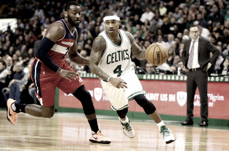 Resultado de Boston Celtics x Washington Wizards nos playoffs da NBA (115-105)