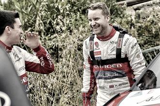 Ostberg ficha por Citroën para el resto de temporada 2018