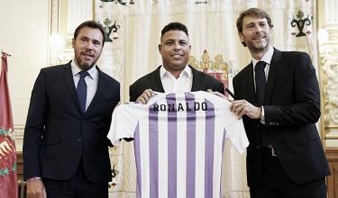 Ronaldo Nazário, nuevo dueño del Valladolid