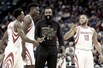 Houston Rockets: como un cohete