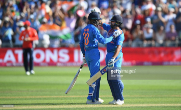 England vs India, 3rd T20: Sharma's batting masterclass seals series win for the Indians