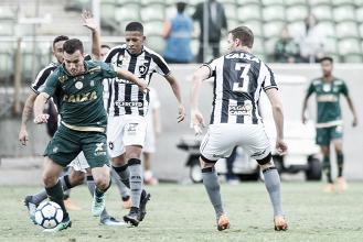 América-MG vence Botafogo e mantém 100% de aproveitamento em casa no Brasileiro