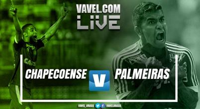 Chapecoense vence o Palmeiras no Campeonato Brasileiro (1-0)