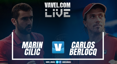 Jogo Marin Cilic x Carlos Berlocq ao vivo online pelo Rio Open 2018 (1-0)