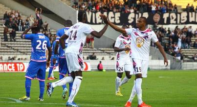 Bordeaux se prépare pour le Stade de France