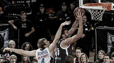 Blusens Monbus - Uxue Bilbao Basket: un ojo en Málaga y otro en Zaragoza