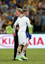 """Rooney: """"Estoy contento por la victoria y por el gol anotado"""""""