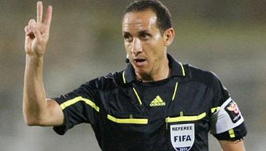 التونسي سليم الجديدي حكما لمبارة غانا و بوركينافاسو في كأس إفريقيا