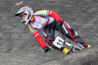 BMX - Venezuela: Stefany Hernández está en semifinales de bicicross