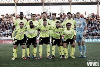UD Almería - Córdoba CF: puntuaciones del Córdoba CF, jornada 13 de Segunda División