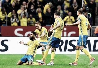 Com falha bizarra de Lloris, Suécia vira sobre a França e assume liderança das Eliminatórias
