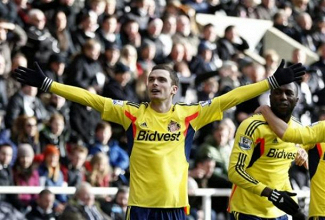 Sunderland fait tomber Manchester à Old Trafford et assure son maintien !