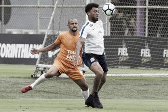 Em jogo-treino, Corinthians apenas empata contra Atibaia