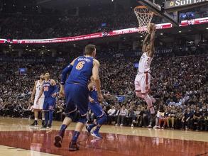 NBA - Toronto passeggia sui Knicks; Brooklyn di cuore, Utah ancora k.o